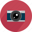 camera, digital, lens, photo, photograph, photography icon