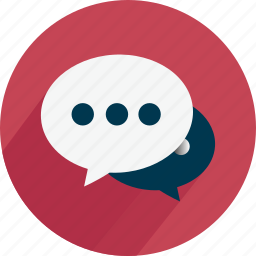 chat, connection, conversation, dialog, message icon