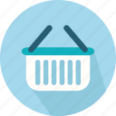 basket, commerce, online, shopping, store, supermarket icon