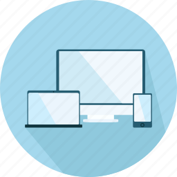 design, interface, modern, monitors, responsive, screen, tool icon