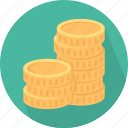 coins, money icon