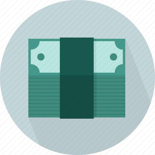 bill, money, pack icon