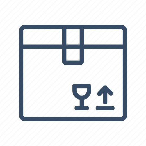 box, business, delivery, goods, logistics, parcel, transportation icon
