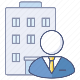 boss, company, employee, employer, office, owner, worker icon
