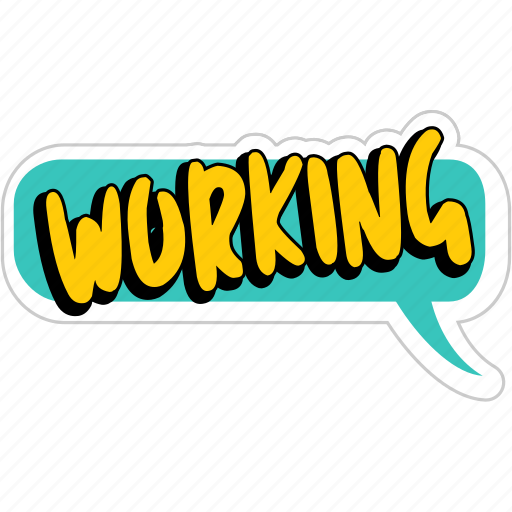 business, busy, job, network, social, working icon
