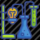 bulb, business, chemical, experiment, idea, innovation, tube