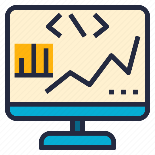 analysis, application, business, data, intelligence, software, tools icon