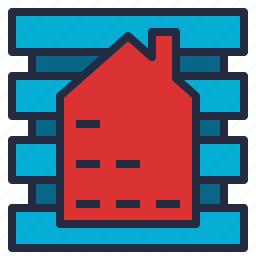 accumulate, business, data, intelligence, structure, technology, warehouse icon
