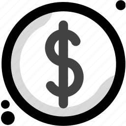 business, cash, currency, dollar, money, pay, payment icon