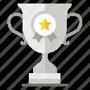award, cup, victory, winner