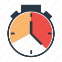alarm, calendar, clock, schedule, time, timer, watch icon