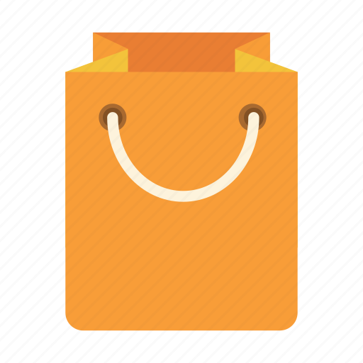 bag, buy, cart, paper bag, purchase, shop, shopping icon