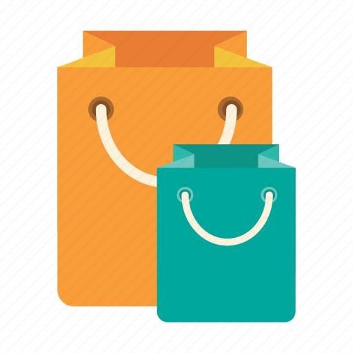 buy, cart, ecommerce, paper bag, purchase, shop, shopping icon
