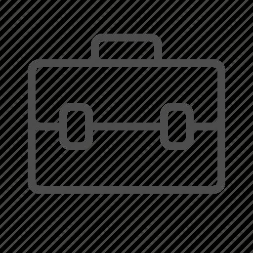 brief, business, case, data icon