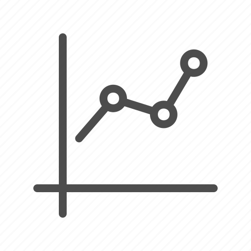 business, chart, grow, growth icon