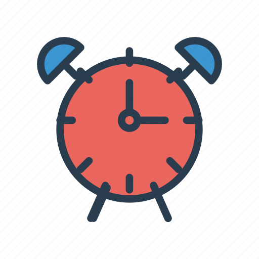 Alarm, clock, ring, schedule, time icon - Download on Iconfinder