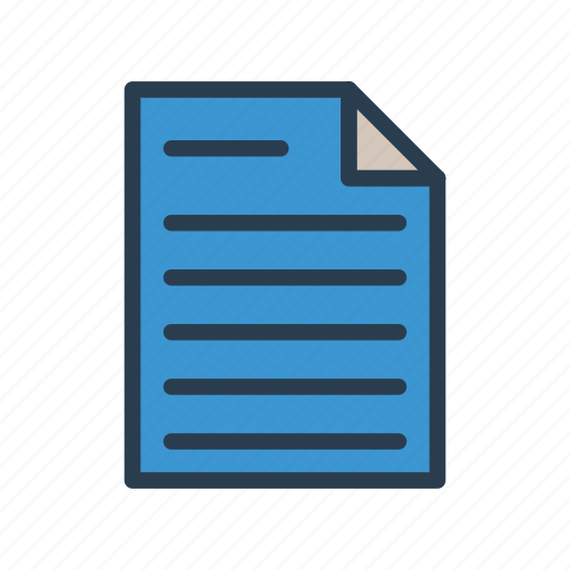 archive, document, file, page, sheet icon