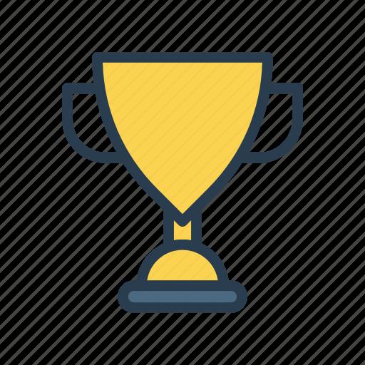 achievement, award, prize, success, trophy icon