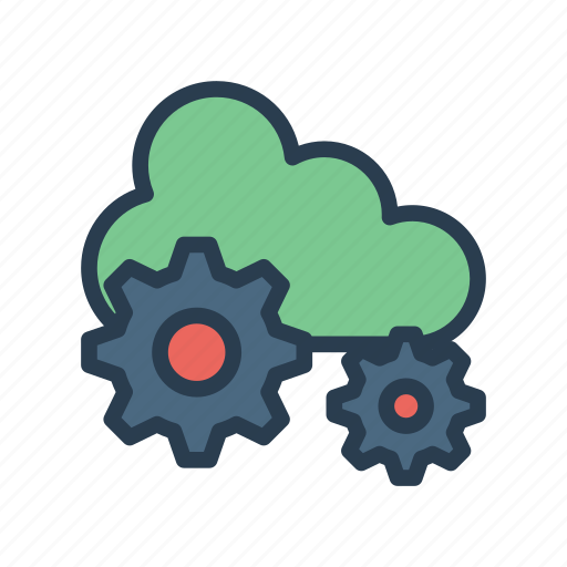 Cloud, configure, preference, server, setting icon - Download on Iconfinder