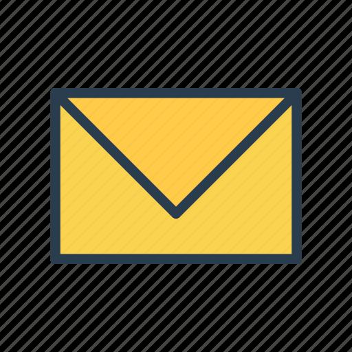 Chat, envelope, inbox, letter, message icon - Download on Iconfinder