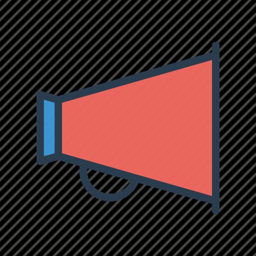 Advertisement, marketing, megaphone, sound, speaker icon - Download on Iconfinder