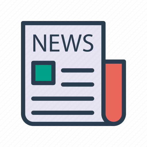 article, news, newspaper, press, reading icon
