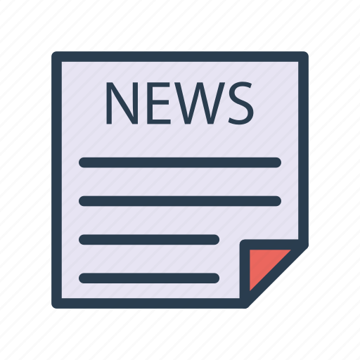 Article, news, newspaper, press, reading icon - Download on Iconfinder