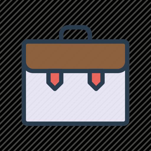 Bag, briefcase, luggage, portfolio, travel icon - Download on Iconfinder