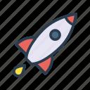 boost, rocket, spaceship, speedup, statrup