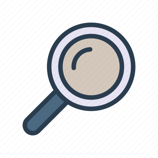 Find, glass, magnifier, search, zoom icon - Download on Iconfinder