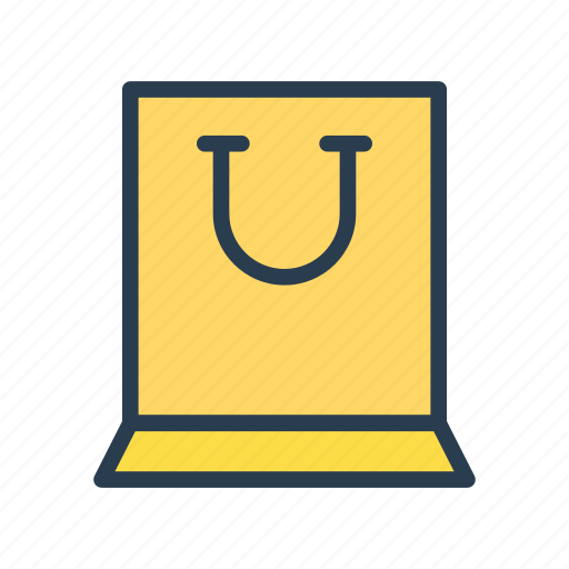 Bag, buy, ecommerce, packet, shopping icon - Download on Iconfinder