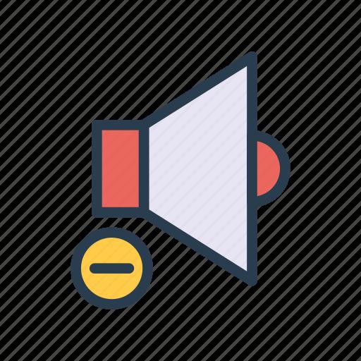 Mute, silnce, sound, speaker, volume icon - Download on Iconfinder