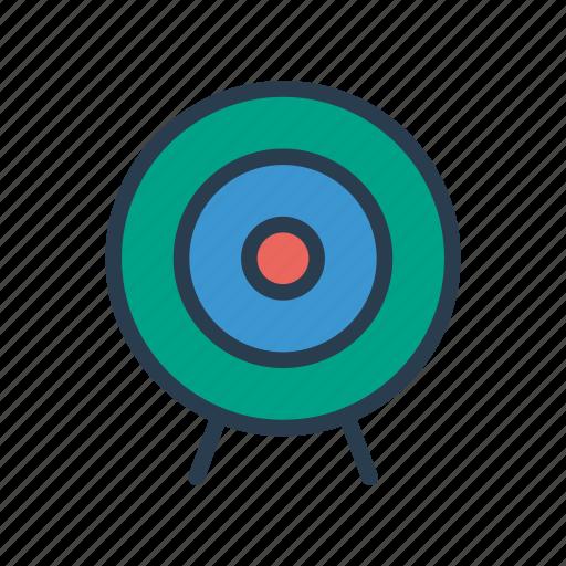 Achievement, dartboard, goal, success, target icon - Download on Iconfinder
