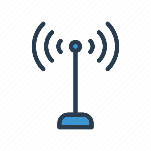 Communication, connection, signal, tower, wireless icon - Download on Iconfinder