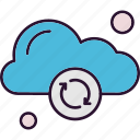 cloud, cloudy, reload, weather