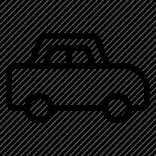 auto, automobile, car, sportscar, transport, transportation, vehicle icon