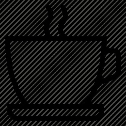 coffee, coffeeshop, cup, drink, drinkingcoffee, hot, tea icon