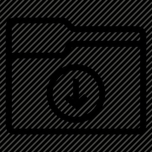 Data, document, download, downloadfile, downloadicon, file, folder icon - Download on Iconfinder