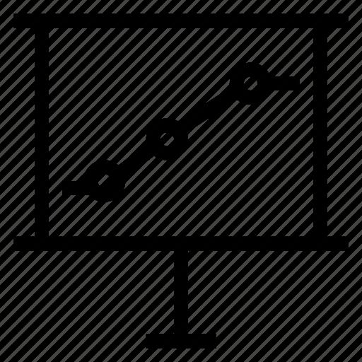 analytics, bargraph, business, chart, diagram, graph, statistics icon