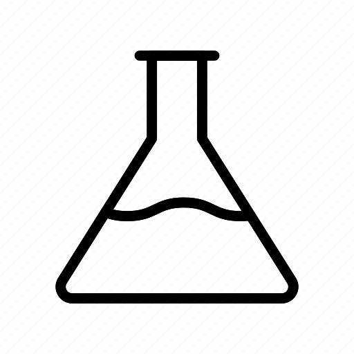 experiment, flask, lab, science, test icon