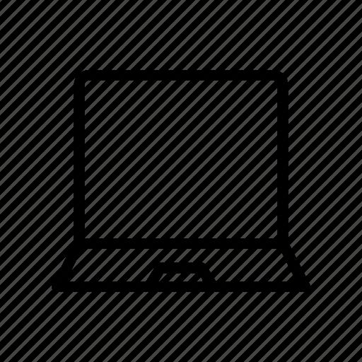 computer, device, gadget, laptop, pc icon