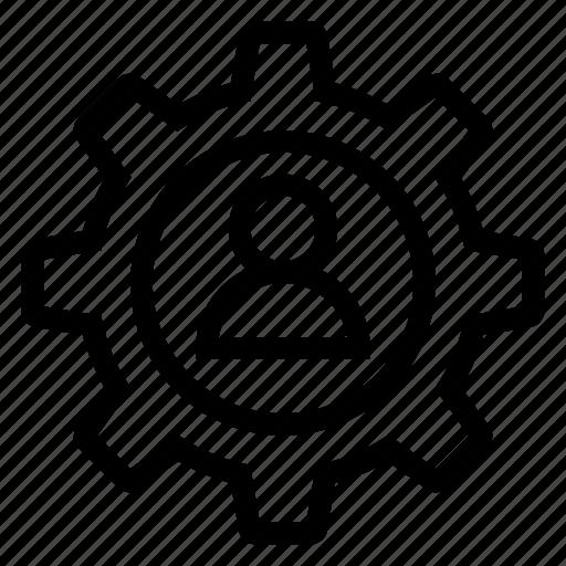 account, avatar, person, profile, settings, user icon