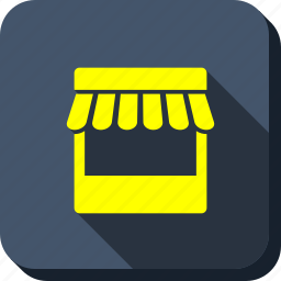 market, sale, shop, shopping, store, supermarket, trade icon