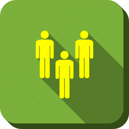 customers, men community, people, social network, staff, user group, users icon