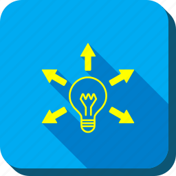 electric, electrical, electricity, energy, idea, lamp, light bulb icon