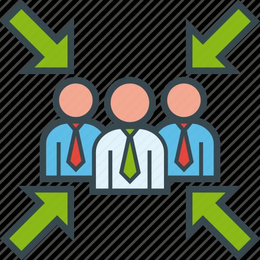 group, meeting, point, team, teamwork icon