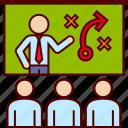 business, meeting, presentation, strategist, strategy, team, training