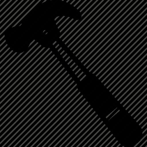 damaged, destroyed, hammer, knocker, maintenance, shattered, wallop icon