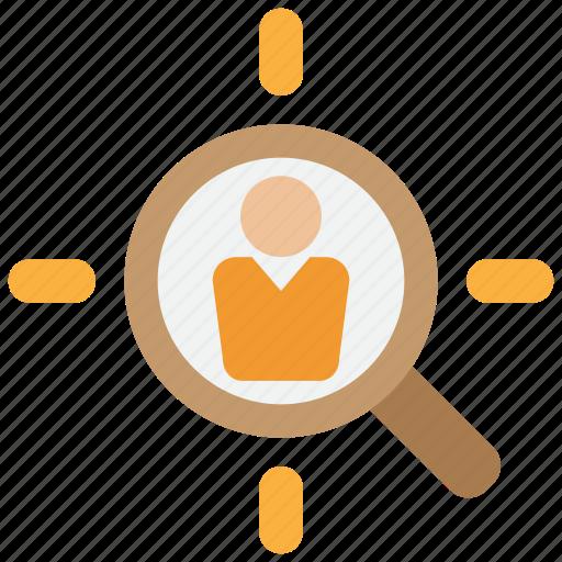 aim, bullseye, customer, customers, goal, marketing, target icon