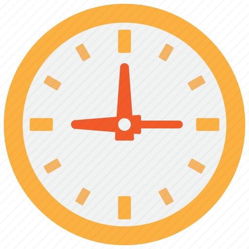 alarm, clock, hour, minute, second, time, watch icon